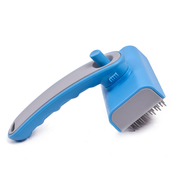 Shedding Hair Tool Brush for Dogs and Cats - Pets Club