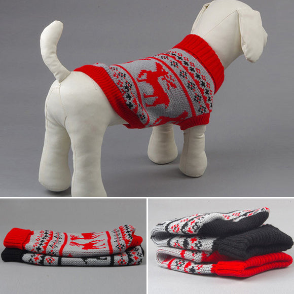 Small Pet Dogs Sweater - Pets Club