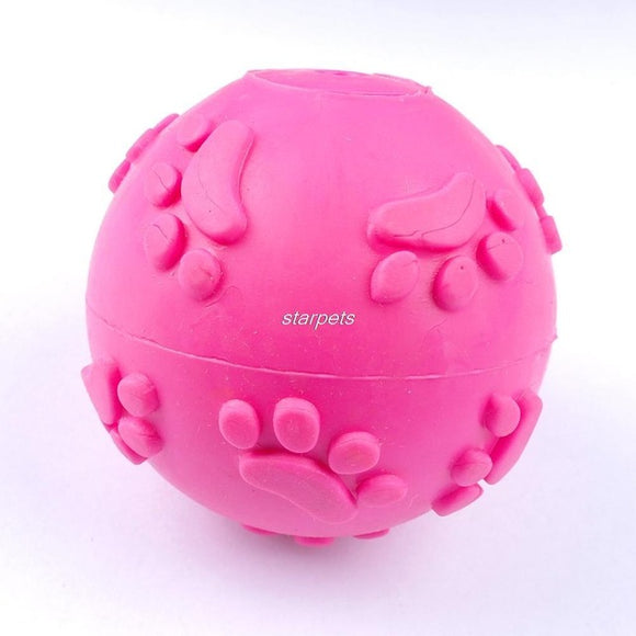 Dogs Rubber Chew Toy - Pets Club