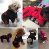Dog Fleece Hoodie Coats - Pets Club
