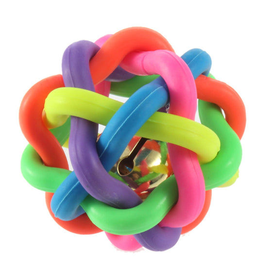 Pet Colorful Toy Ball - Pets Club