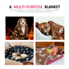 Soft Fleece Pet Blanket - Pets Club
