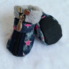 Denim Non-Slip Small Pet Shoes - Pets Club