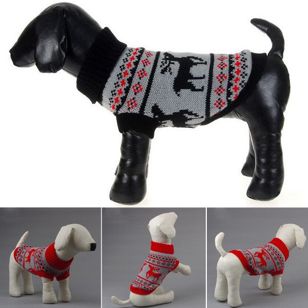 Small Pet Dogs Sweater