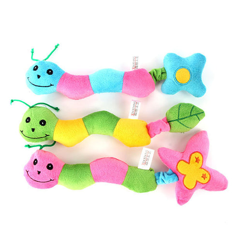 Colorful Sound Chew Toy