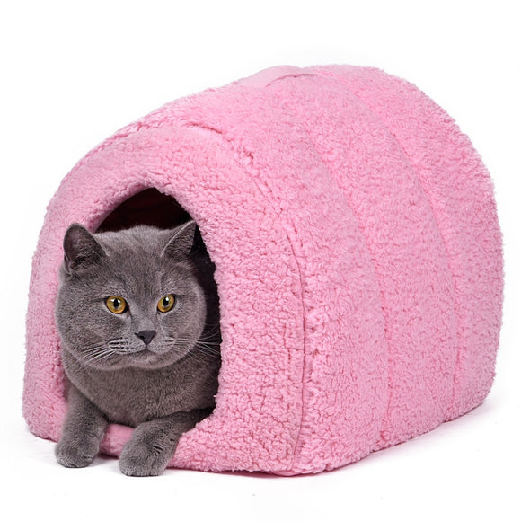 "Cat/Dog Soft ""Fur House"" - Pets Club"