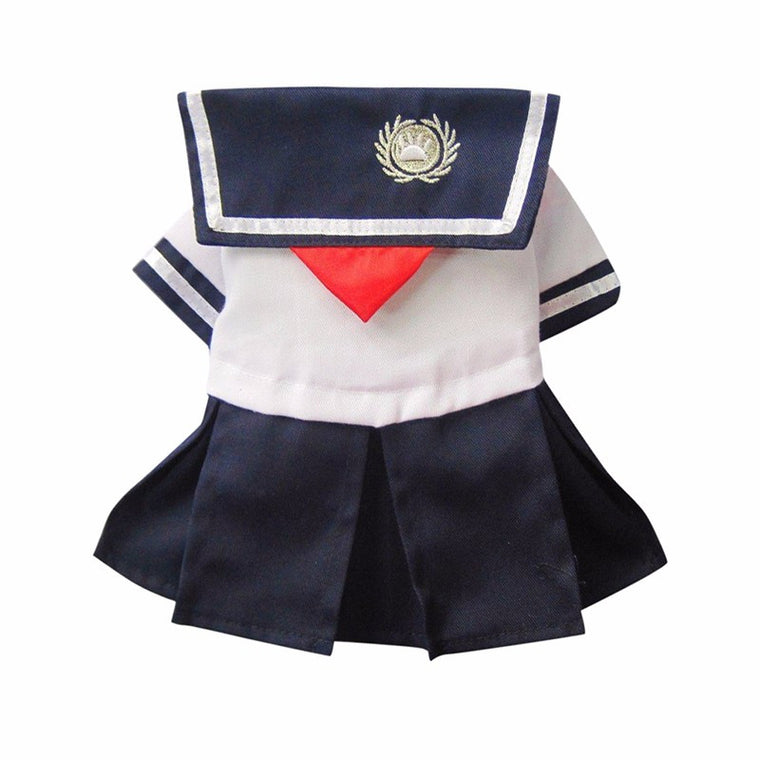 Dog Sailor Dresses - Pets Club