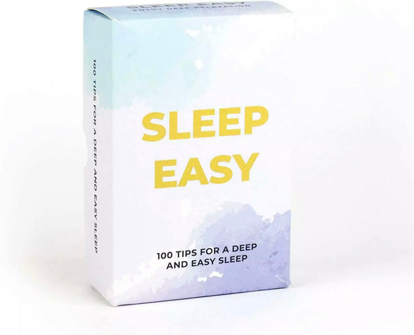 Sleep Easy Prompt Cards