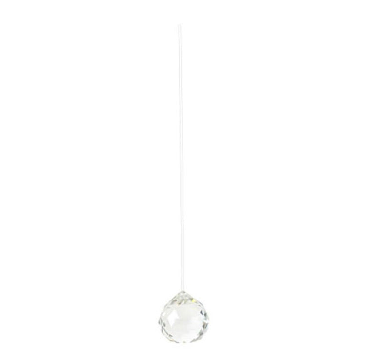 Crystal Hanging Ball - 5cm