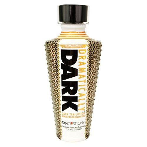 Ed Hardy Dramatically Dark Tanning Lotion - LuxuryBeautySource.com