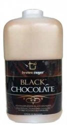 Tan Incorporated Black Chocolate 64 oz Gallon tanning lotion with pump - LuxuryBeautySource.com