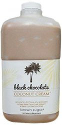 Tan Inc. Black Chocolate Coconut Cream 64 oz Gallon Tanning Lotion - LuxuryBeautySource.com