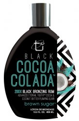 Tan Incorporated Brown Sugar Black Coco Colada 200X Tanning Lotion - LuxuryBeautySource.com