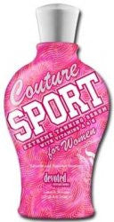 Devoted Creations Couture Sport for Women Tanning Lotion - LuxuryBeautySource.com