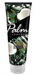 California Tan Palm + Coconut Step 2 Natural Bronzer Tanning Lotion - LuxuryBeautySource.com