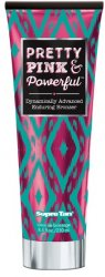 Supre Pretty Pink & Powerful Bronzer Tanning Lotion - LuxuryBeautySource.com