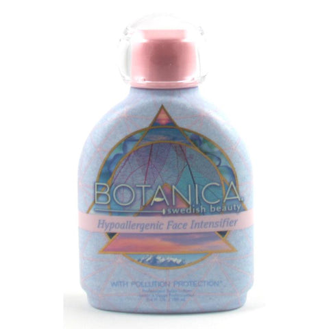 Swedish Beauty Botanica Pollution Protection Facial Intensifier Tanning Lotion