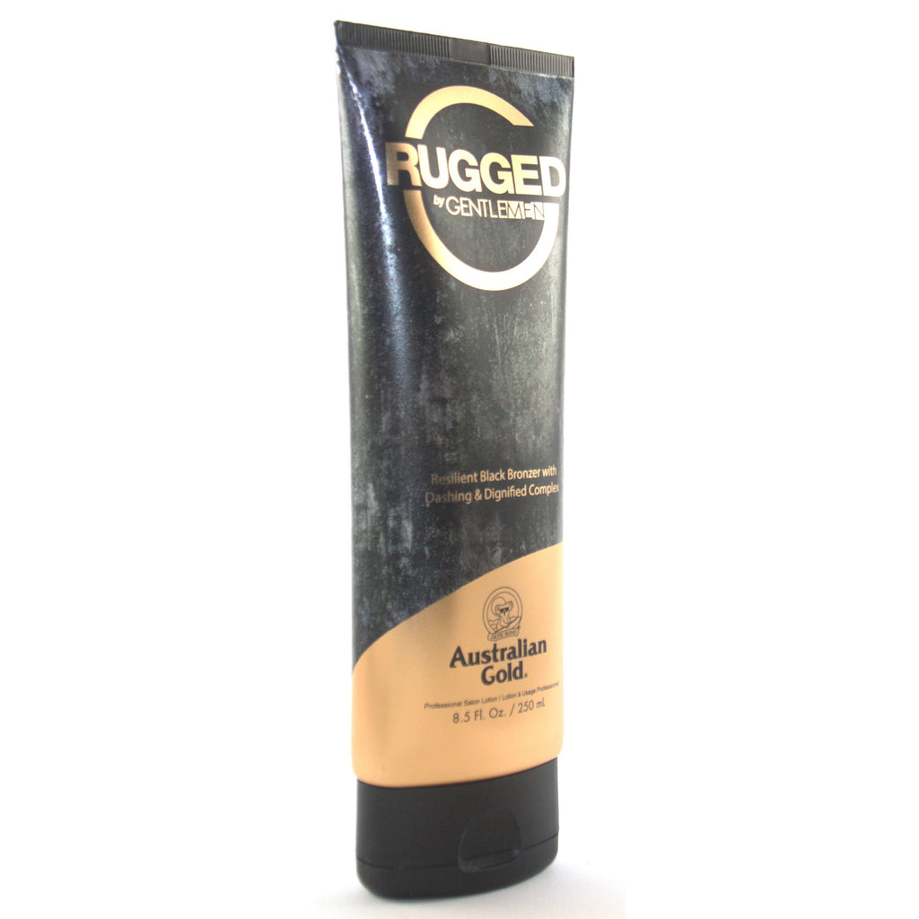 Australian Gold Rugged Tanning Lotion - LuxuryBeautySource.com