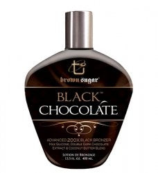 Tan Incorporated Black Chocolate Tanning Lotion - LuxuryBeautySource.com