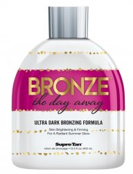 Supre Bronze the Day Away Ultra Dark Tanning Lotion - LuxuryBeautySource.com