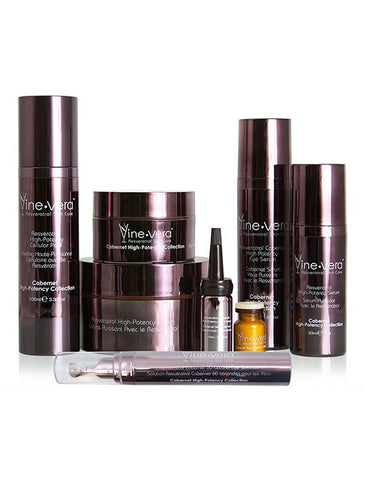 Vine Vera Resveratrol Cabernet Collection - LuxuryBeautySource.com