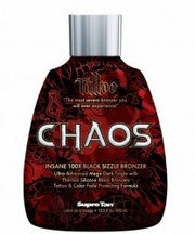 Supre Chaos Tanning Lotion - LuxuryBeautySource.com