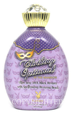 PlayBoy Clothing Optional Tanning Lotion - LuxuryBeautySource.com