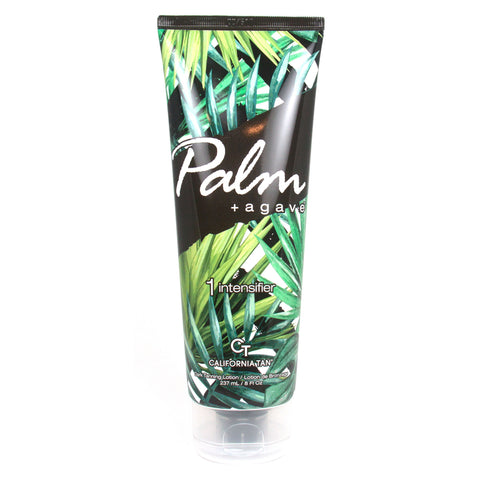 California Tan Palm Agave Tanning Lotion - LuxuryBeautySource.com