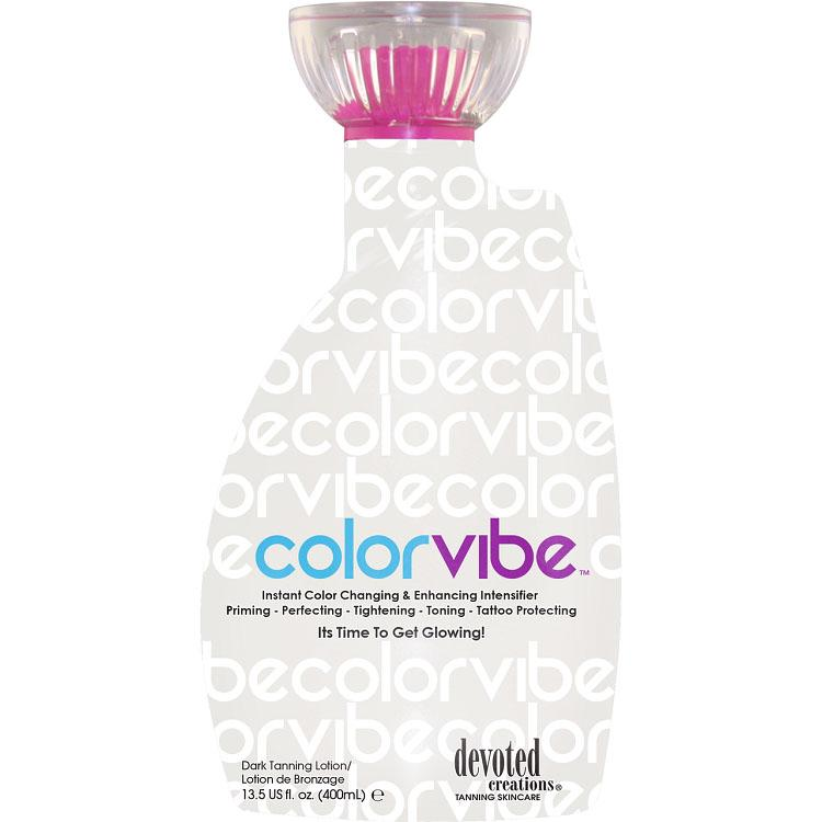 Devoted Creations Color Vibe Tanning Lotion - LuxuryBeautySource.com