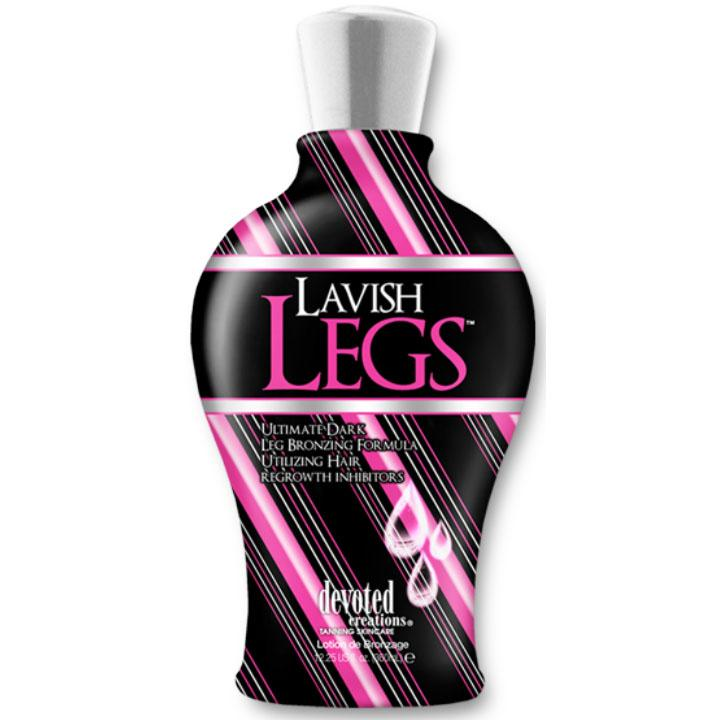 Devoted Creations Lavish Legs Tanning Lotion - LuxuryBeautySource.com