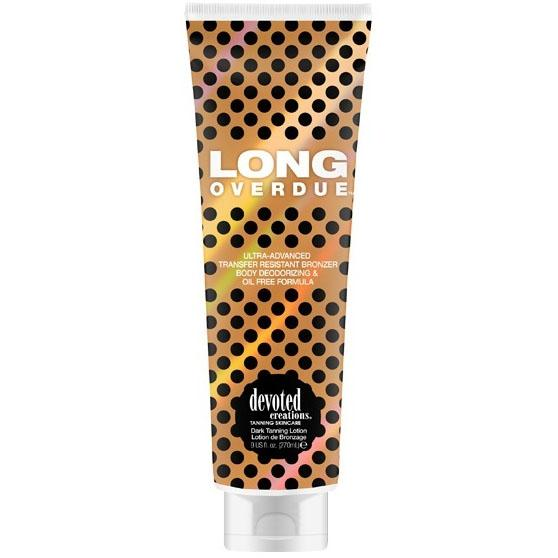 Devoted Creations Long Overdue Tanning Lotion - LuxuryBeautySource.com