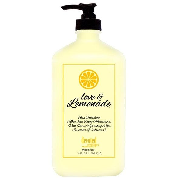 Devoted Creations Love & Lemonade Moisturizer - LuxuryBeautySource.com
