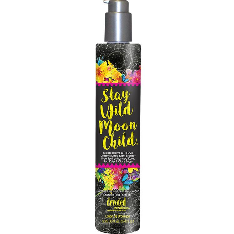 Devoted Creations Stay Wild Moon Child Tanning Lotion - LuxuryBeautySource.com