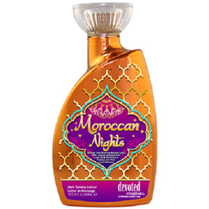 Devoted Creations Moroccan Nights Tanning Lotion - LuxuryBeautySource.com