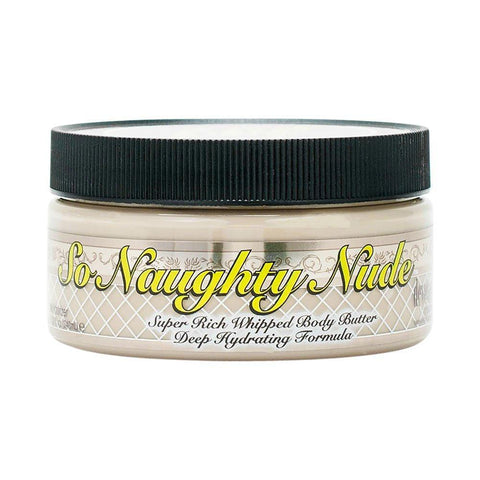 Devoted Creations So Naughty Nude Whipped Body Butter - LuxuryBeautySource.com