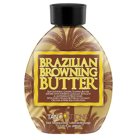 ED Hardy Tanovations Brazilian Browning Butter Tanning Lotion