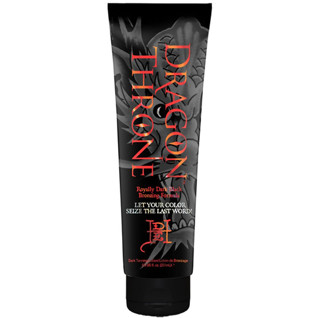 Ed Hardy Dragon Throne Tanning Lotion - LuxuryBeautySource.com