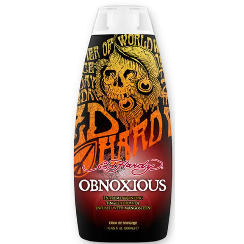 Ed Hardy Obnoxious Tanning Lotion - LuxuryBeautySource.com