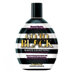 Supre Go To Black White Lightning Tanning Lotion - LuxuryBeautySource.com