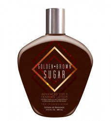 Tan Incorporated Golden Brown Sugar Tanning Lotion - LuxuryBeautySource.com
