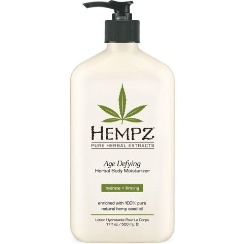 Hempz Age Defying Herbal Body Moisturizer - LuxuryBeautySource.com