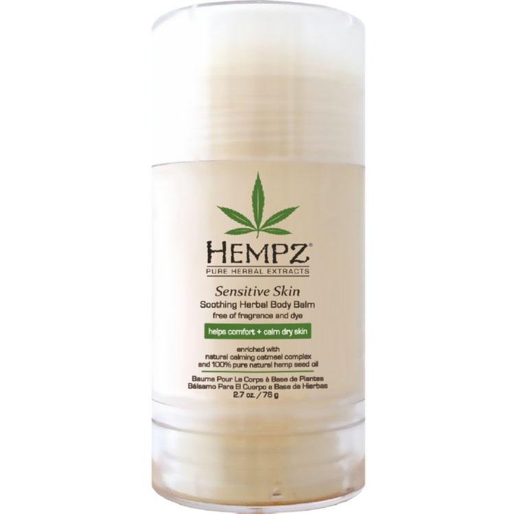 Hempz Sensitive Skin Body Balm - LuxuryBeautySource.com