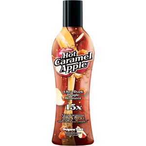 Supre Hot Caramel Apple Tanning Lotion - LuxuryBeautySource.com