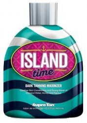 Supre Island Time Dark Tanning Lotion Maximizer - LuxuryBeautySource.com