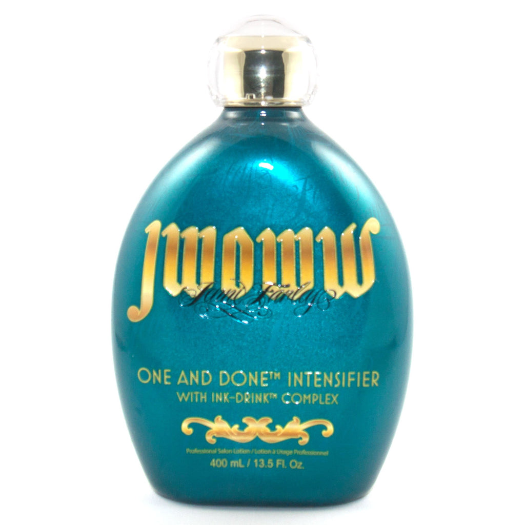 Australian Gold Jwoww One and Done Intensifier Tanning Lotion - LuxuryBeautySource.com