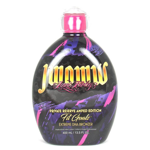 Australian Gold Jwoww Private Reserve Amped Edition Fit Goals Tanning Lotion - LuxuryBeautySource.com