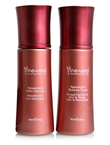 Vine Vera Cleansing Kit - LuxuryBeautySource.com