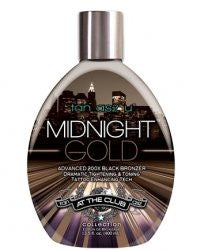 Tan Asz U Midnight Gold Tanning Lotion - LuxuryBeautySource.com