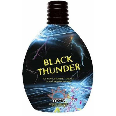 Most Black Thunder Tanning Lotion - LuxuryBeautySource.com