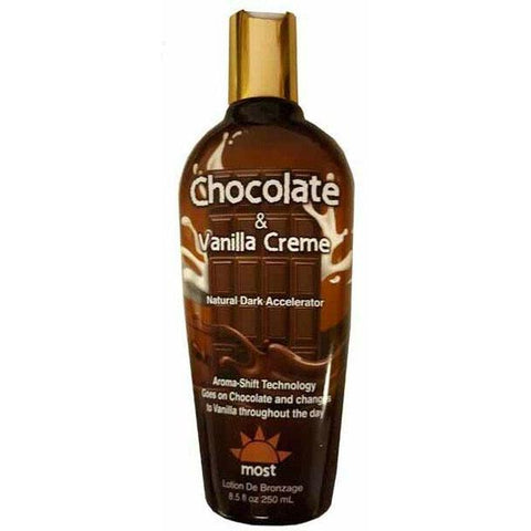 Most Chocolate & Vanilla Creme Tanning Lotion